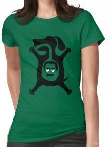 A Man's Best Friend.... Womens Fitted T-Shirt