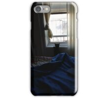 Black Cat With Aspirations iPhone Case/Skin