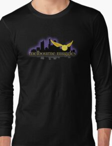 Melbourne Muggles - Unsorted Long Sleeve T-Shirt