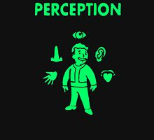 Fallout - S.P.E.C.I.A.L. Perception green T-Shirt