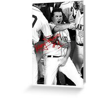 Kenny Powers #1 Greeting Card