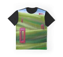 THE CALL OF THE HILLS Graphic T-Shirt