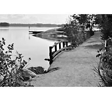Little bridge Photographic Print