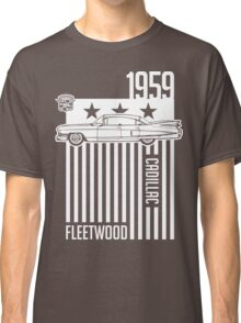 1959 Cadillac Sixty Special Fleetwood illustration Classic T-Shirt