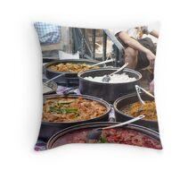 Culination Throw Pillow