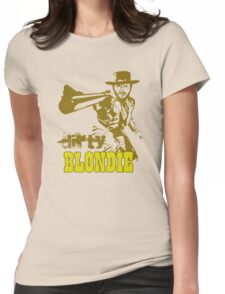 Dirty Blondie Deluxe Womens Fitted T-Shirt