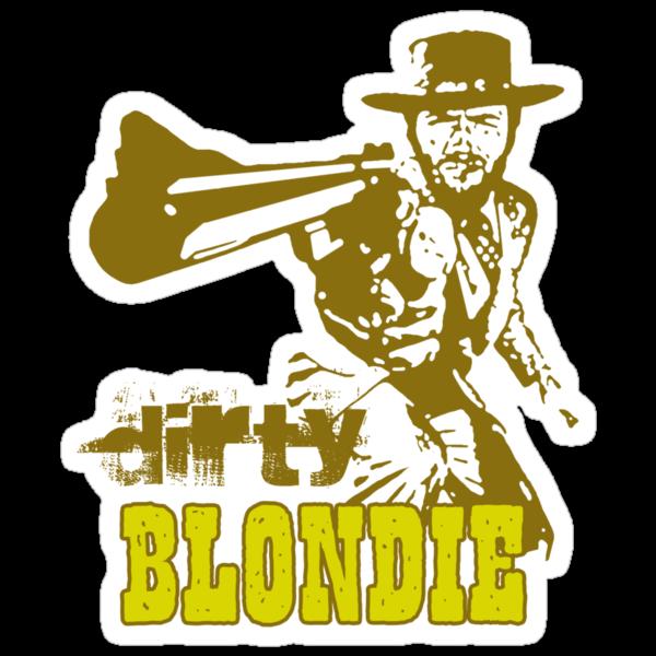 Dirty Blondie Deluxe by Jeff Clark
