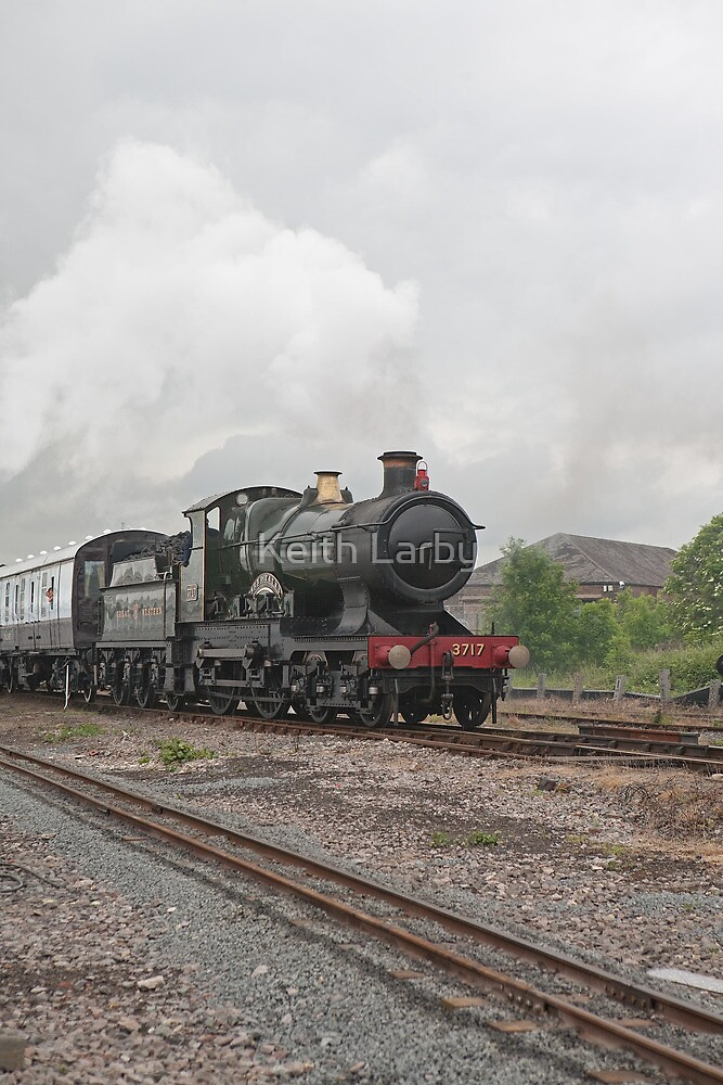 GWR 3700 Class 3440 City of Truro at Railfest 2012 by Keith Larby