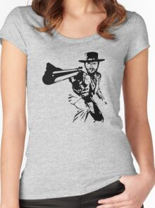 Dirty Blondie Women's Fitted Scoop T-Shirt