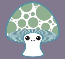 Cute Mushroom Kids Tee