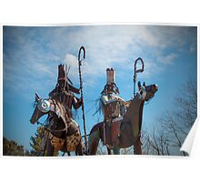 Blackfoot Tribe Poster