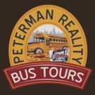 The Peterman Reality Tour by hazyoasis