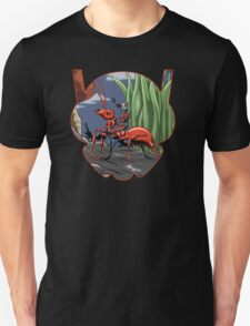 Scott Lang Crossing The Back Yard Unisex T-Shirt