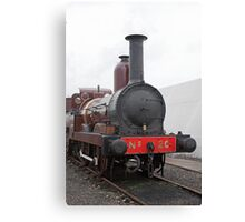 Furness Railway number 20 Canvas Print