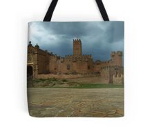 San Javier Castle Tote Bag
