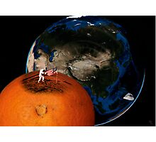 fruity space Photographic Print
