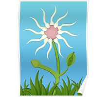 The Fertility Flower Poster