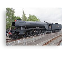 Flying Scotsman (train) A3 4472 Canvas Print