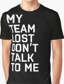 Team Lost Graphic T-Shirt