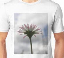Sky Daisy Unisex T-Shirt