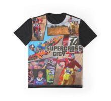 Supercross Graphic T-Shirt