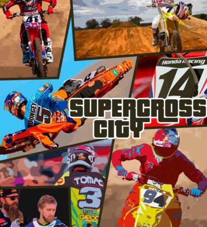 Supercross Sticker