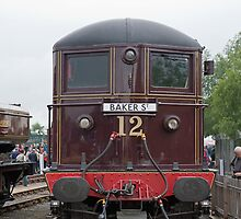 Sarah Siddons at Railfest 2012, National Railway Museum, York by Keith Larby