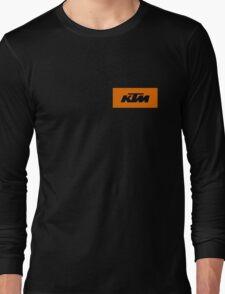 KTM Long Sleeve T-Shirt