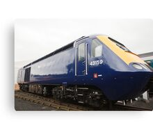 First Great Western 43159 Class 43 HST  power car Canvas Print