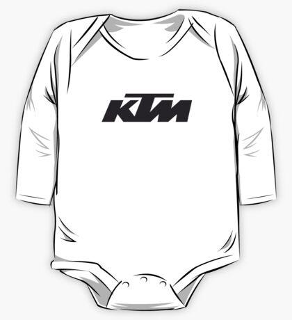 KTM One Piece - Long Sleeve