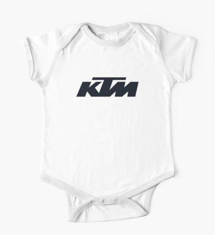 KTM One Piece - Short Sleeve
