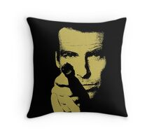 No Limits. No Fears . No Substitutes. Throw Pillow