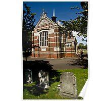 Milton Chapel Portsmouth. Poster