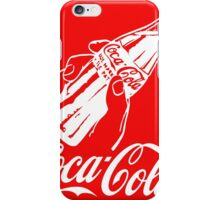 COCA COLA 10 iPhone Case/Skin