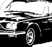 Ford Thunderbird Town Landau Coupe 1966 Sticker