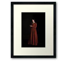 Margaret R. Framed Print