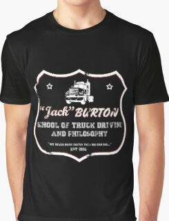 Jack Burton Trucking Graphic T-Shirt