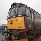 33207 at Railfest 2012 in York by Keith Larby
