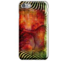 A Backward Dream iPhone Case/Skin