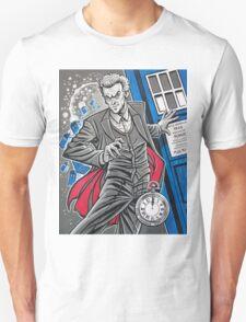 """The Twelfth Doctor (""""All Thirteen!"""") T-Shirt"""