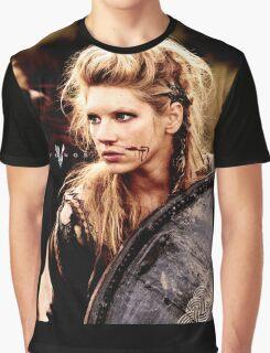 lagertha lothbrok 2 Graphic T-Shirt