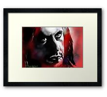 Guy le démoniaque, featured in Group-Gallery of Art and Photography Framed Print