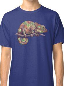Hippy Chameleon  Classic T-Shirt