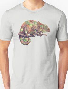 Hippy Chameleon  Unisex T-Shirt