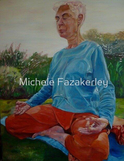 Jacqueline by Michele Fazakerley