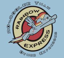 Rainbow Express by atlasspecter