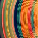 Colorful abstract streaks of lights2 by shelfpublisher
