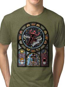 Justice Is Blind Tri-blend T-Shirt