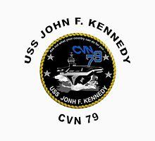 USS John F. Kennedy (CVN-79) Crest Unisex T-Shirt