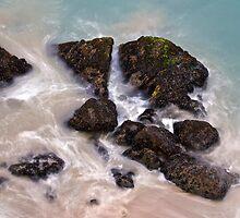 Swirling Rock by Benjamin Curtis